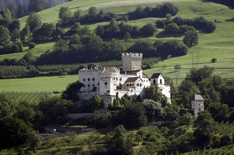 Churburg Castle South Tyrol
