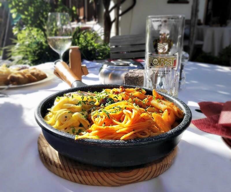 South Tyrol Pasta Dish