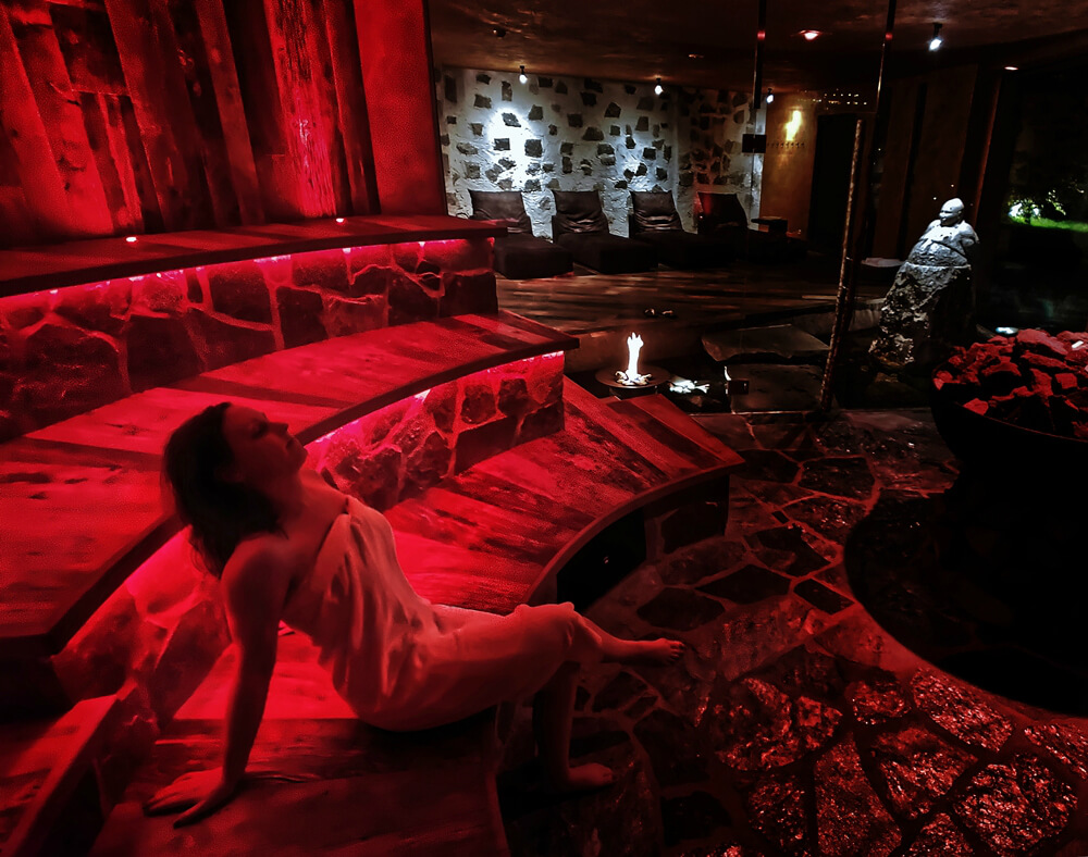 Hotel Turm Sauna Experience