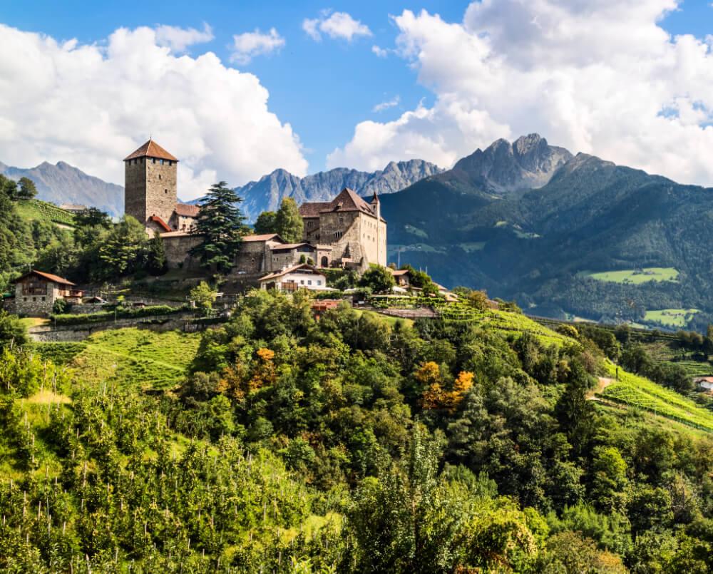 South Tyrol Castles