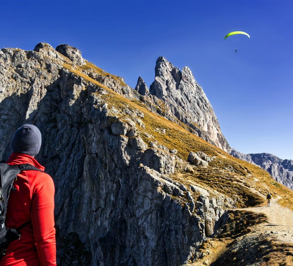 Dolomites in Sudtirol