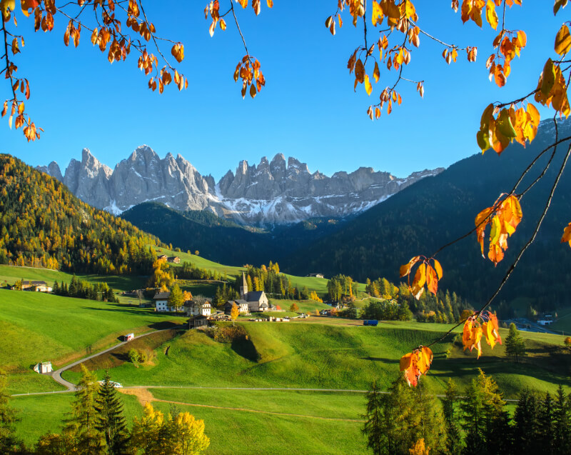 Val di Funes Hiking