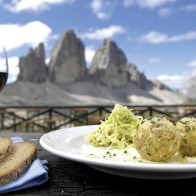 South Tyrol Alpine Cooking