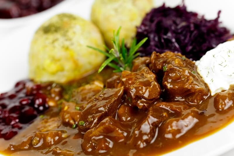 Venison goulash recipe
