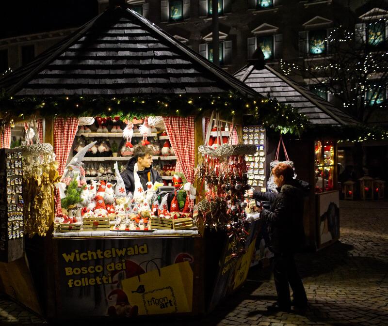Brixen Christmas Stall