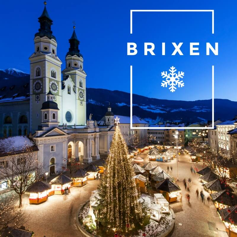Brixen Christmas Market in South Tyrol / Sudtirol