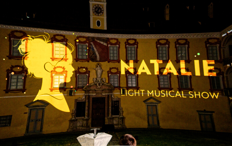 Natalie Light Music Show Brixen