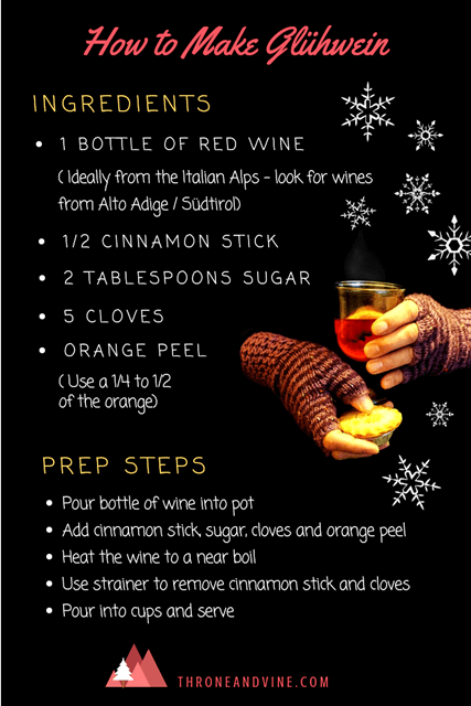 How to Make & Drink Gluhwein