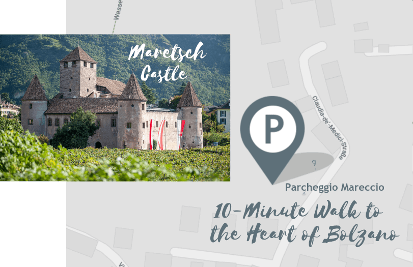 Where to Park in Bolzano