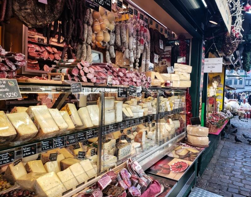 Bolzano meats & cheeses
