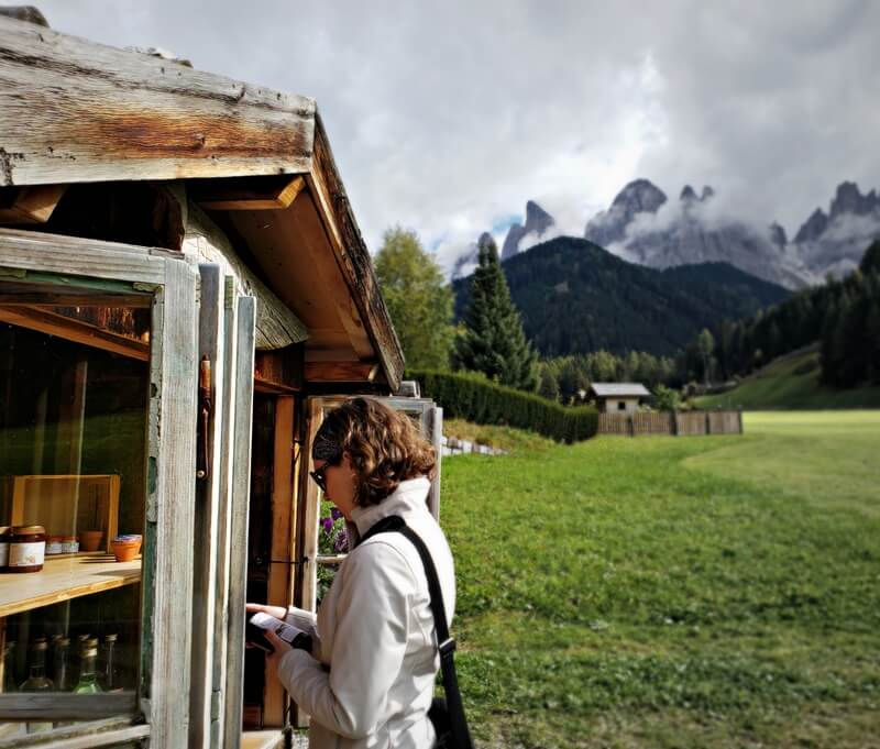 South Tyrol Farm-to-Table Products