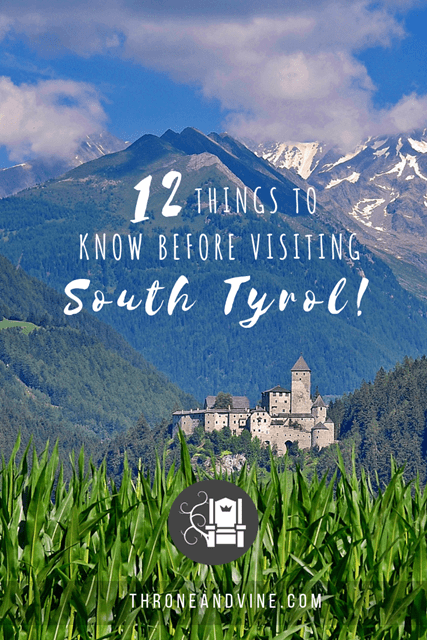 Things to know before visiting South Tyrol