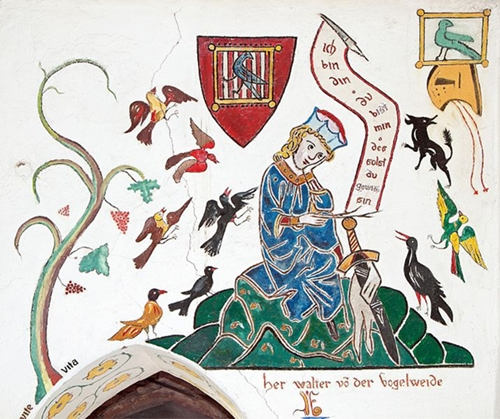 Walther von der Vogelweide: Warrior Poet of South Tyrol 2
