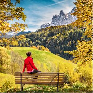 South Tyrol Autumn
