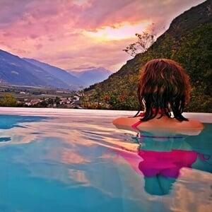 Preidlhof Sky Pool