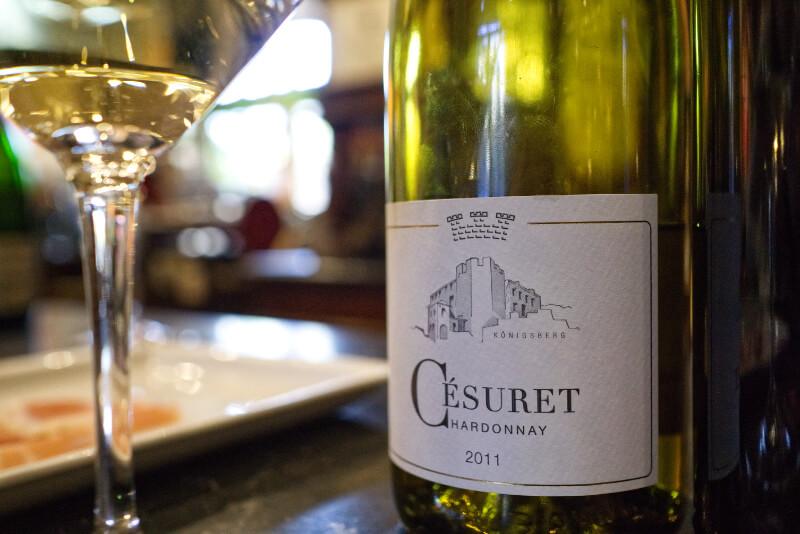 Castel Rametz Cesuret Chardonnay