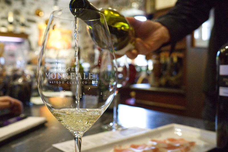 Castel Rametz Wine Tasting