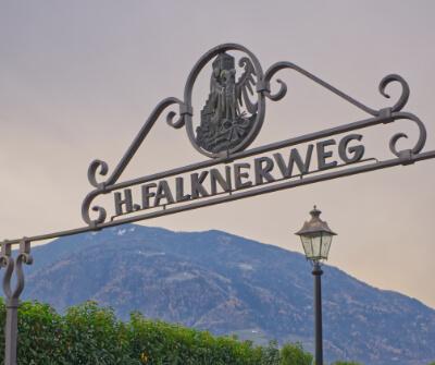 Falknerweg Castle Tirol