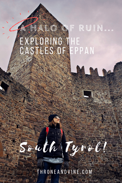 Three Castles Walk Eppan / Appiano in South Tyrol