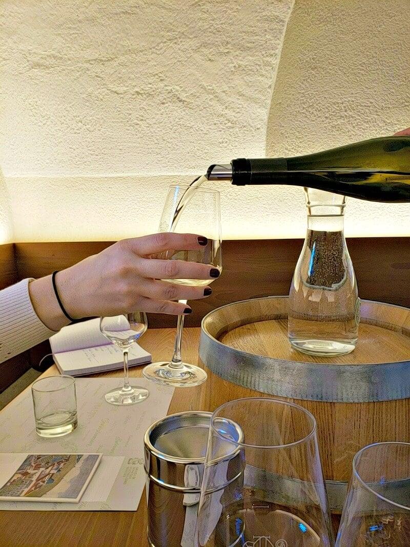 Abbazia di Novacella Wine Tasting