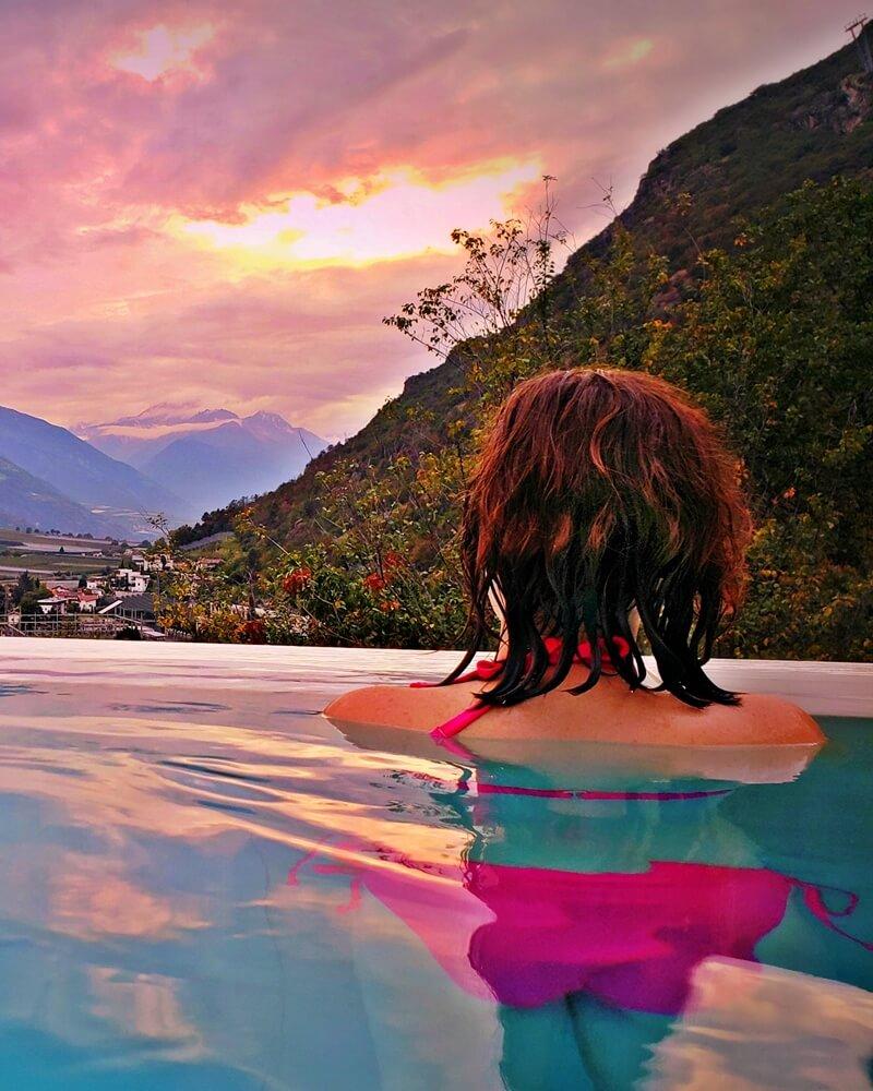 Alpine Wellness at Preidlhof Resort