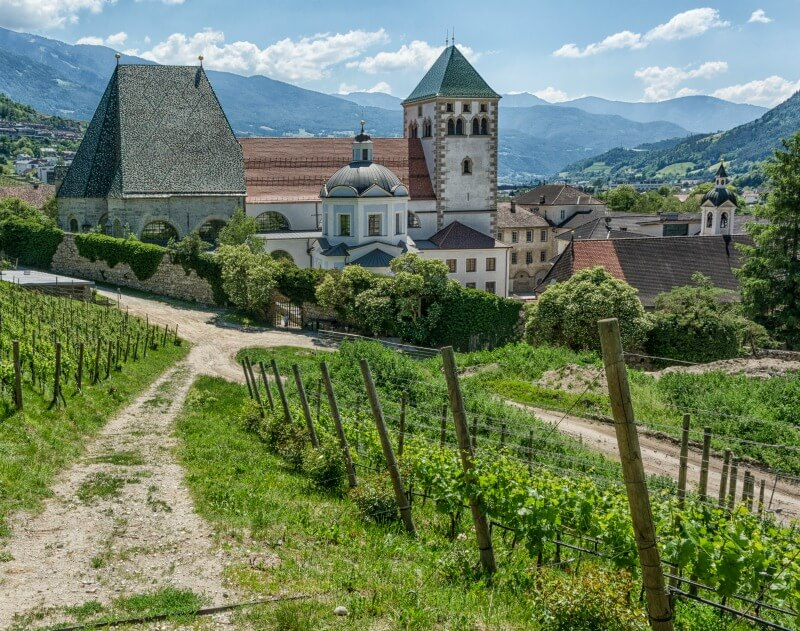 Abbey of Novacella / Neustift Monastery