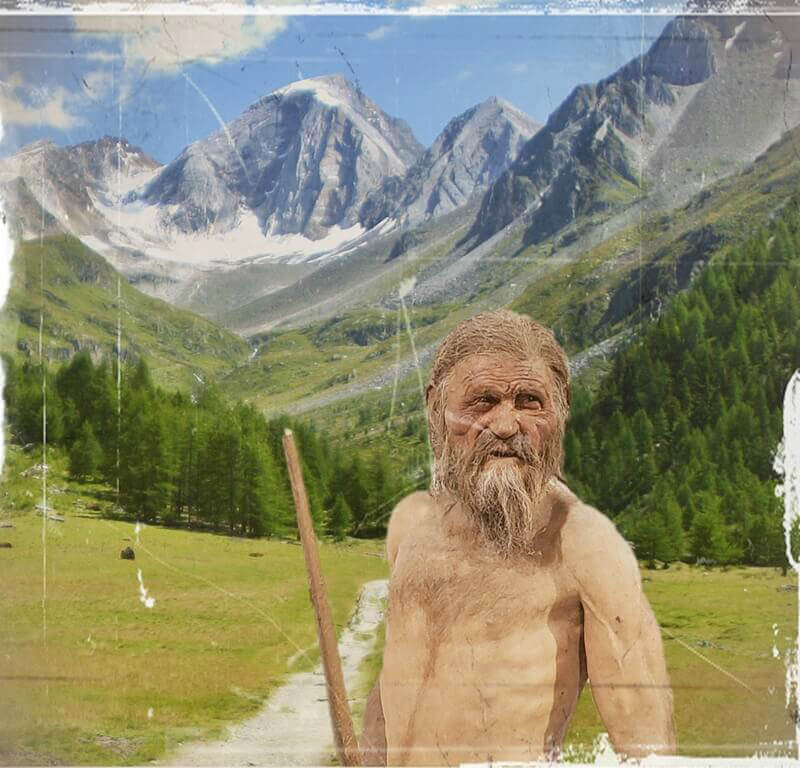 Facts on Otzi the Iceman