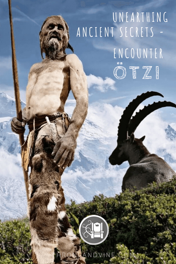Otzi the Iceman in Bolzano