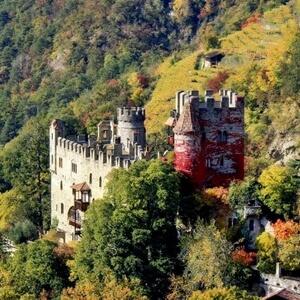 Brunnenburg Castle