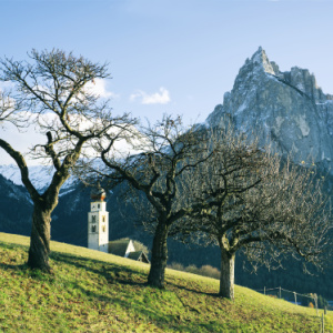 St. Valentin Chapel: A Must-See Gem in the Dolomites