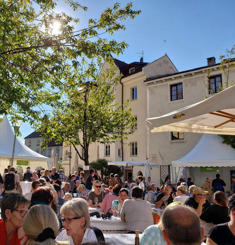 South tyrolean Bread & Strudel Market Attendees