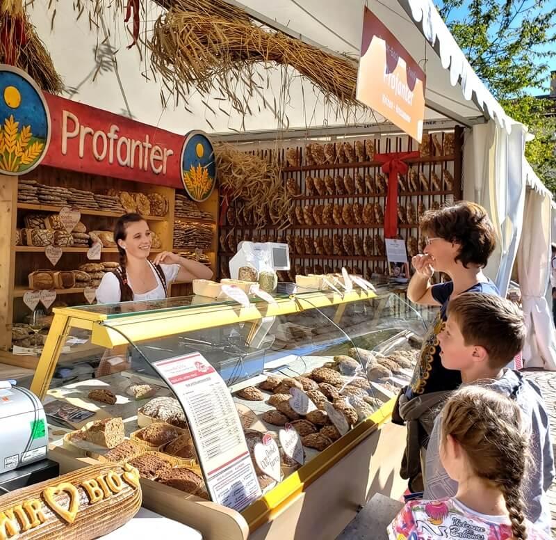 Brixen Bread & Strudel Market