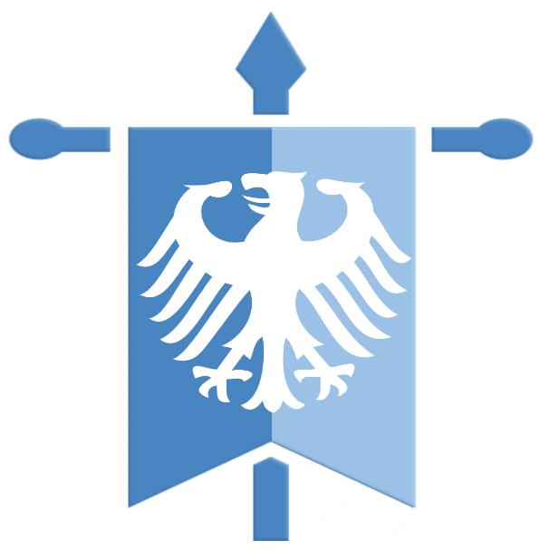South Tyrol Eagle Banner