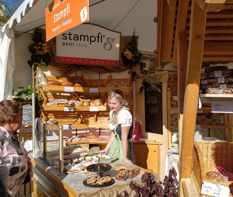 South Tyrolean Baked Goods