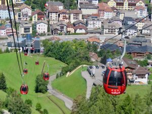Mont Seuc Cable Car