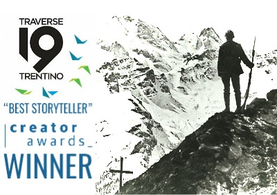 Traverse Creator Awards Best Storyteller