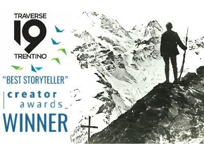 Traverse Creator Awards Best Storyteller