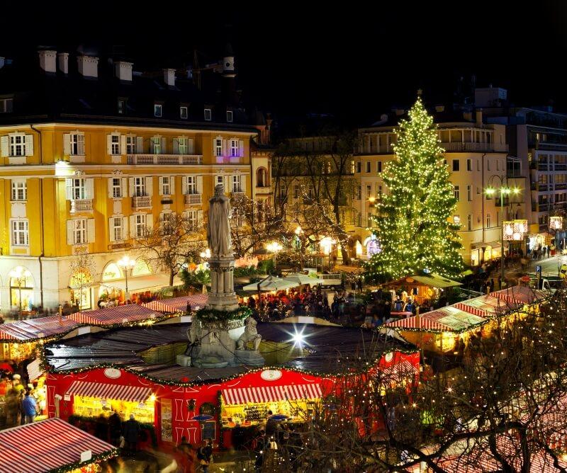 Bolzano, Italy Christmas Market