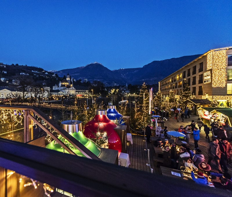 Christmas by Hotel Terme