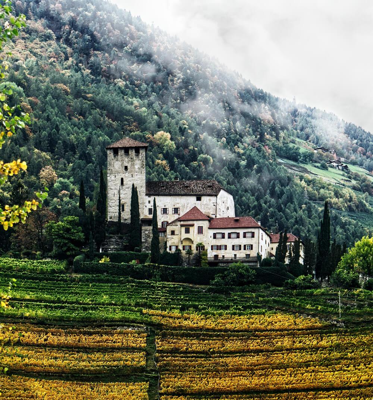 Lebenberg Castle in Marlengo