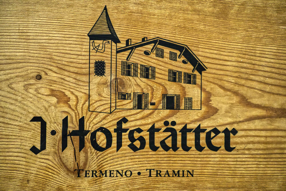J. Hofstatter Wine Box