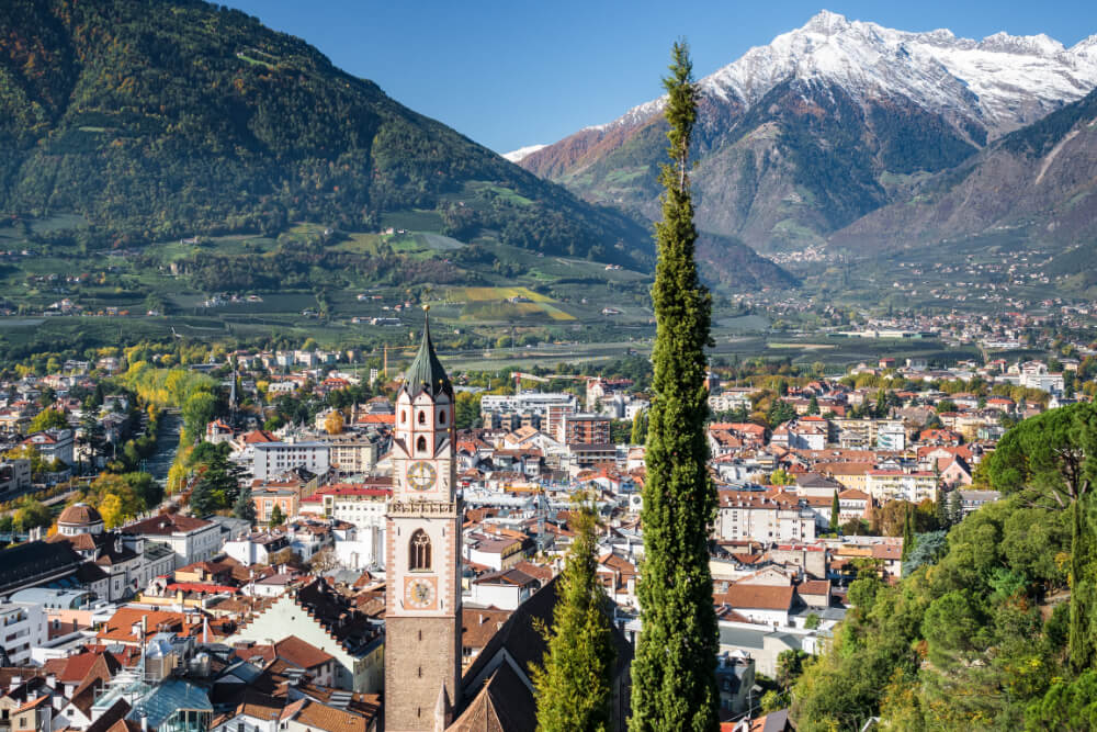 Visiting South Tyrol