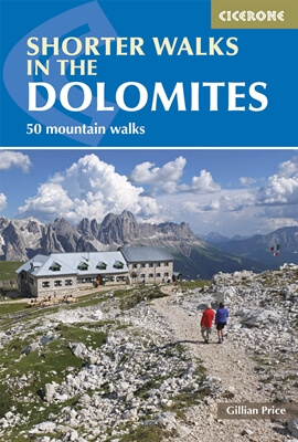 Dolomites Hiking Guidebook