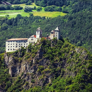 Sabiona Monastery: Hiking the Crags of History