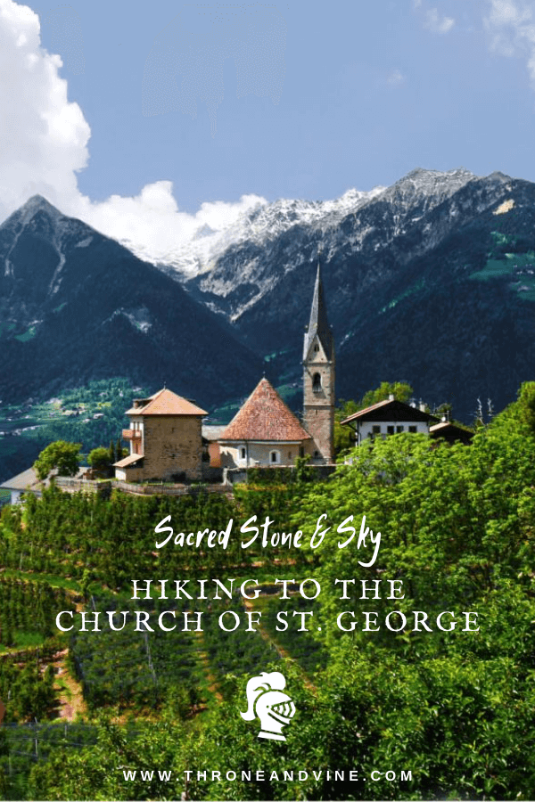 Sacred Stone & Sky: Hiking to the Church of St. George 88