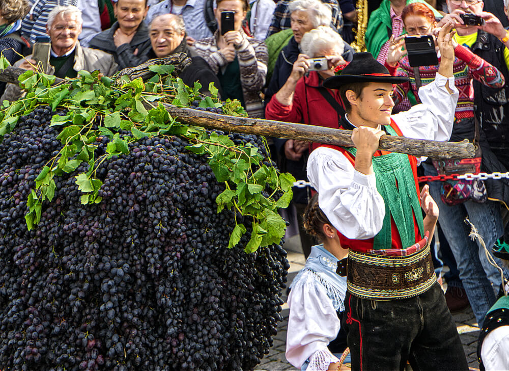 The Merano Grape Festival: Harvesting A Hearty Good Time in South Tyrol 1