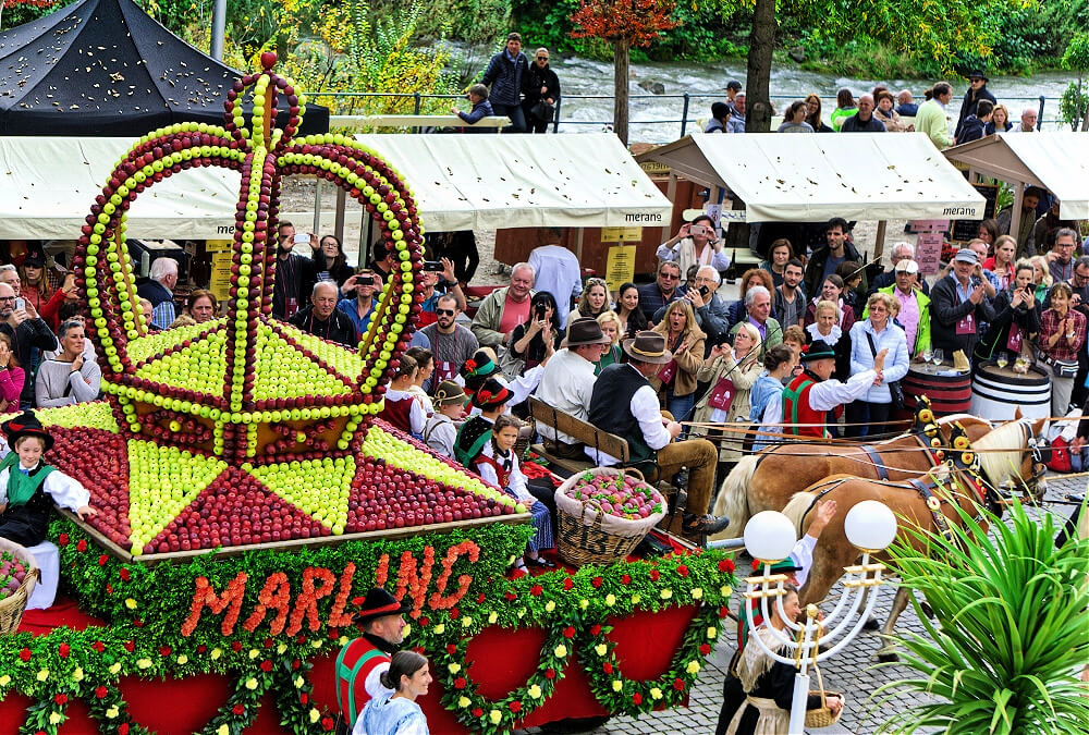 The Merano Grape Festival: Harvesting A Hearty Good Time in South Tyrol 43
