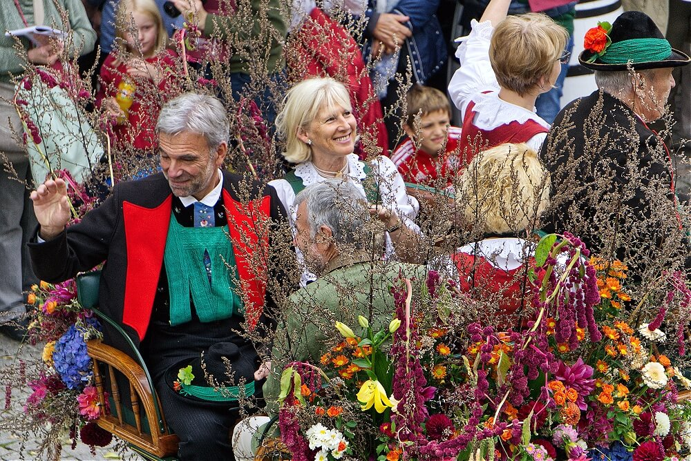 The Merano Grape Festival: Harvesting A Hearty Good Time in South Tyrol 33