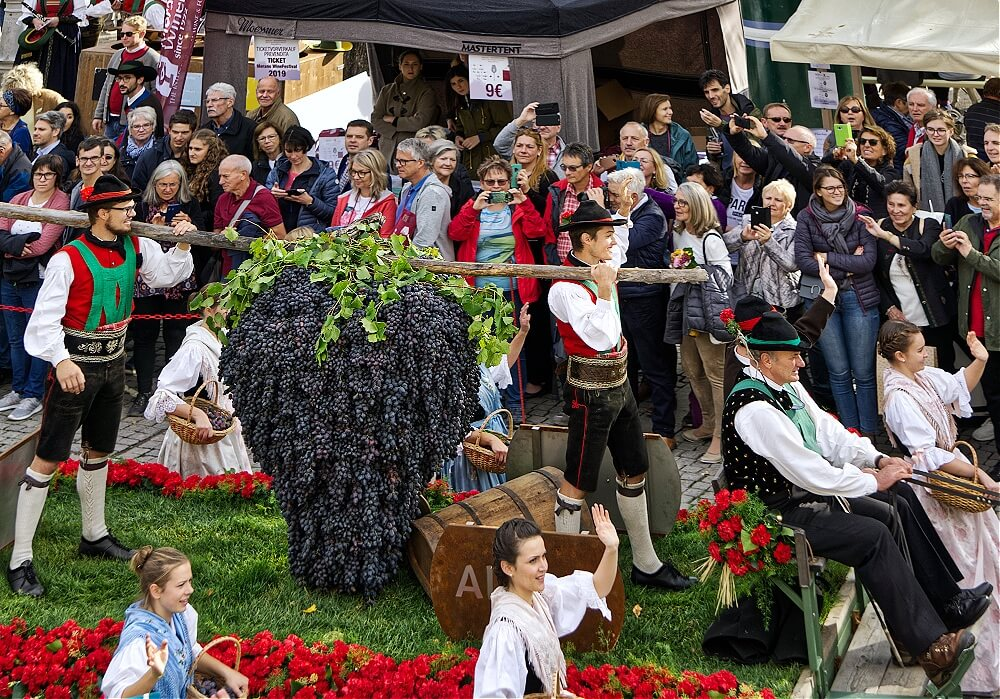 The Merano Grape Festival: Harvesting A Hearty Good Time in South Tyrol 31