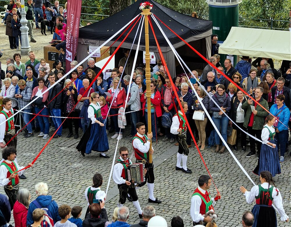 The Merano Grape Festival: Harvesting A Hearty Good Time in South Tyrol 47